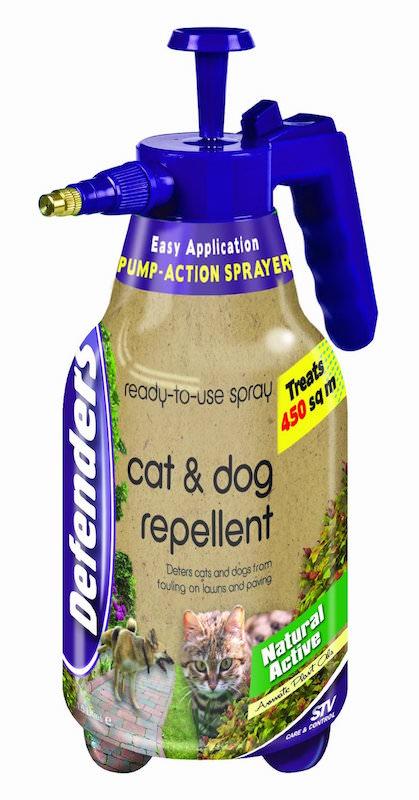 defenders cat and dog repellent spray repellent guide. Black Bedroom Furniture Sets. Home Design Ideas